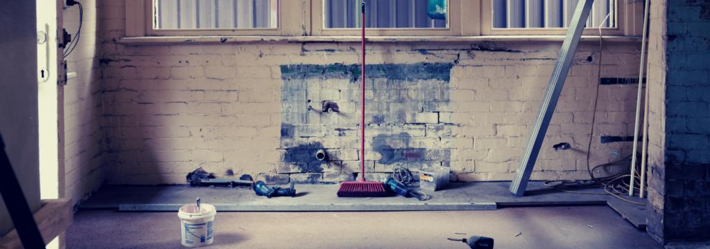 kup sobie chatę jak przygotować mieszkanie do remontu