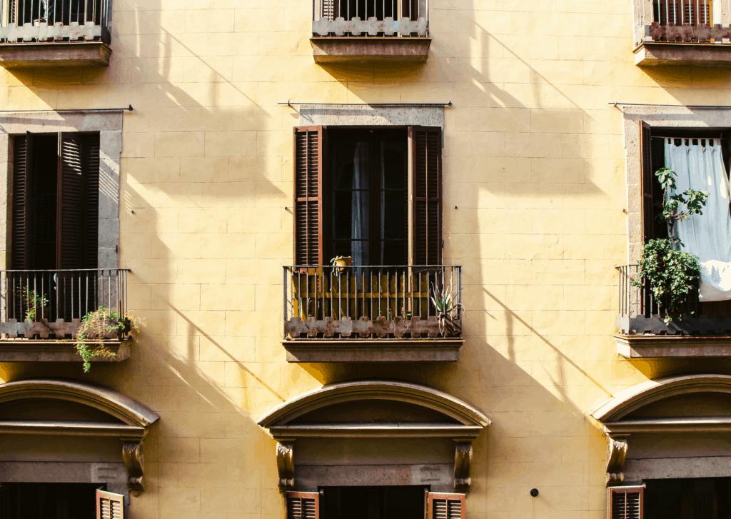 kup sobie chatę balkony francuskie