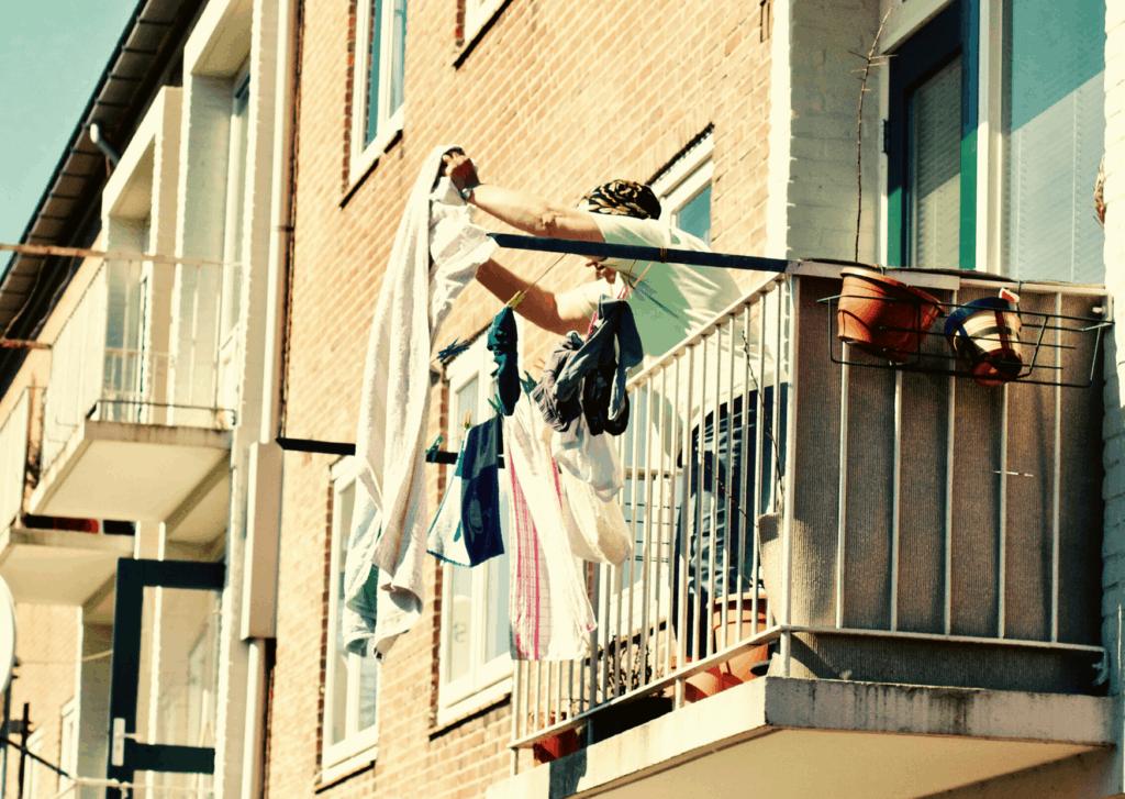 kup sobie chatę suszarka balkonowa