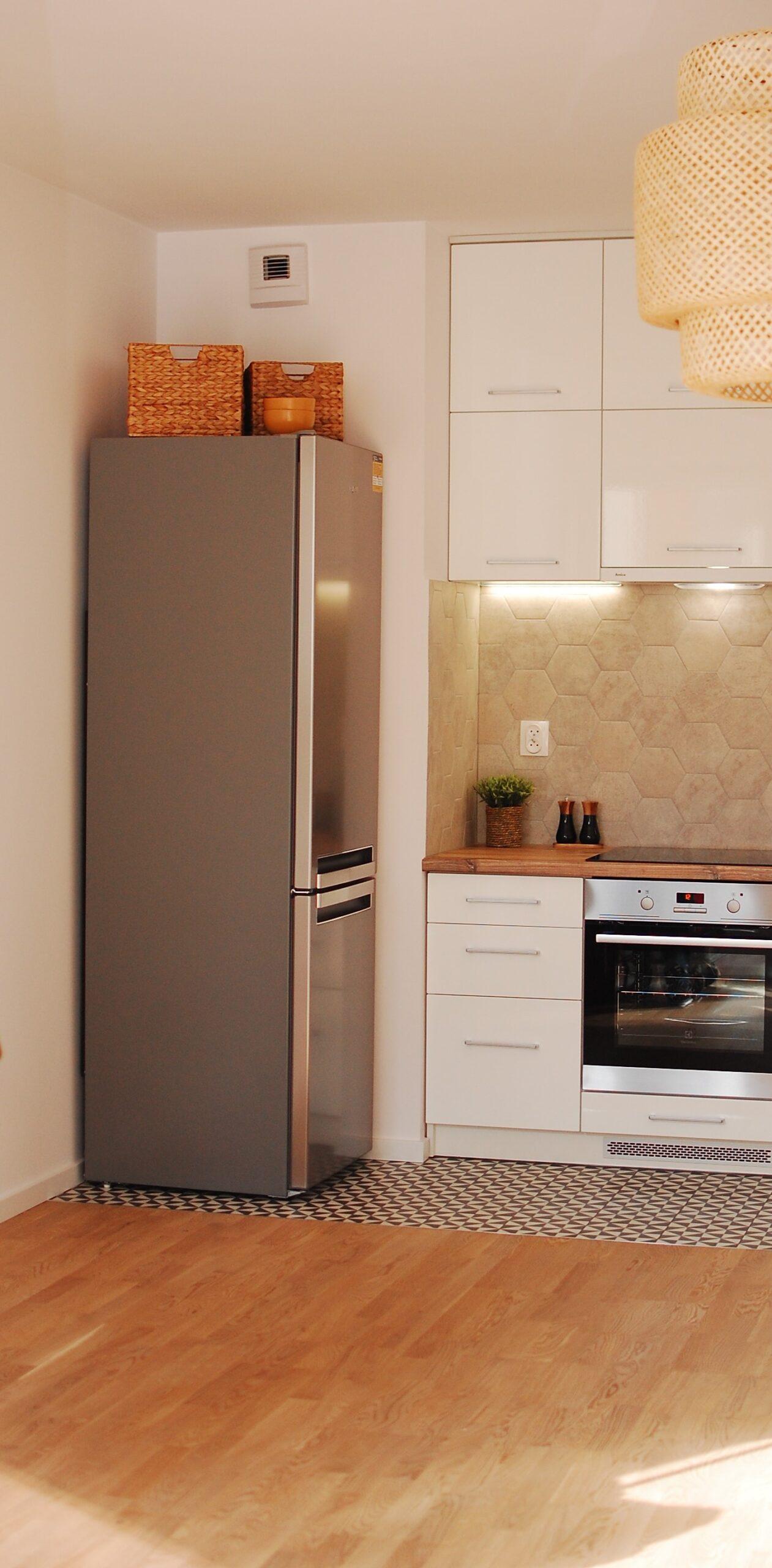 kup sobie chate pierwszy projekt kuchnia
