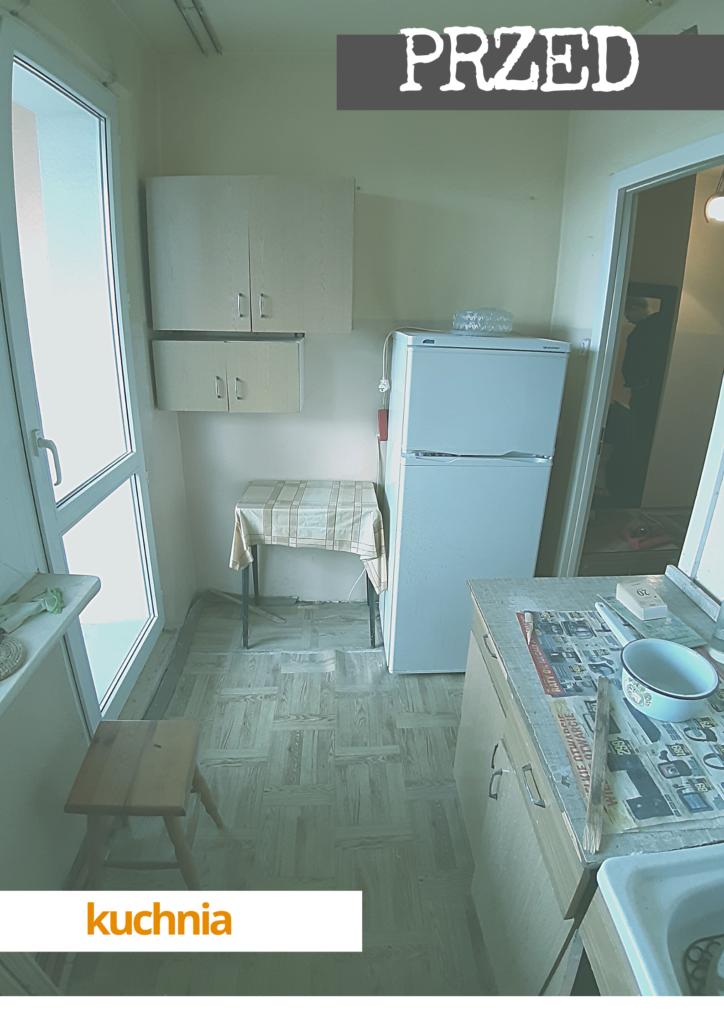 kup sobie chate remont mieszkania w bloku wielka plyta kuchnia metamorfoza przed 2