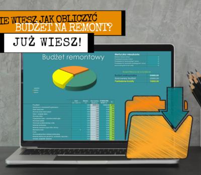 Zaplanuj budżet – darmowy kalkulator remontu!